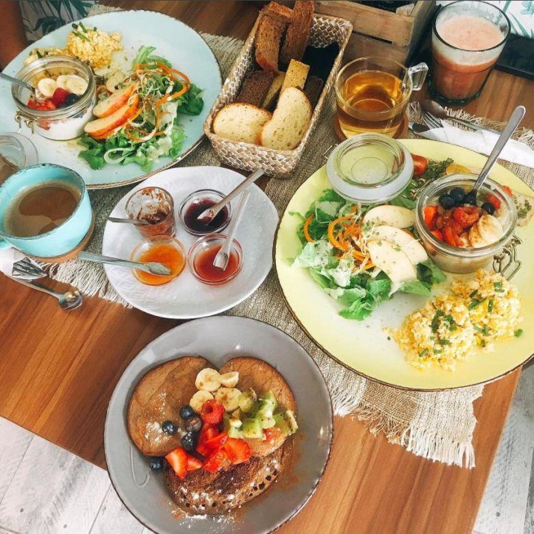 Aloha Café - vegan Lisbon restaurant