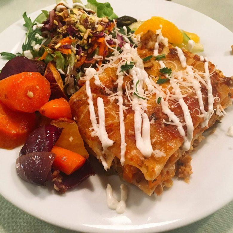 Organi Chiado - best restaurants in Lisbon Portugal for vegan-friendly meals