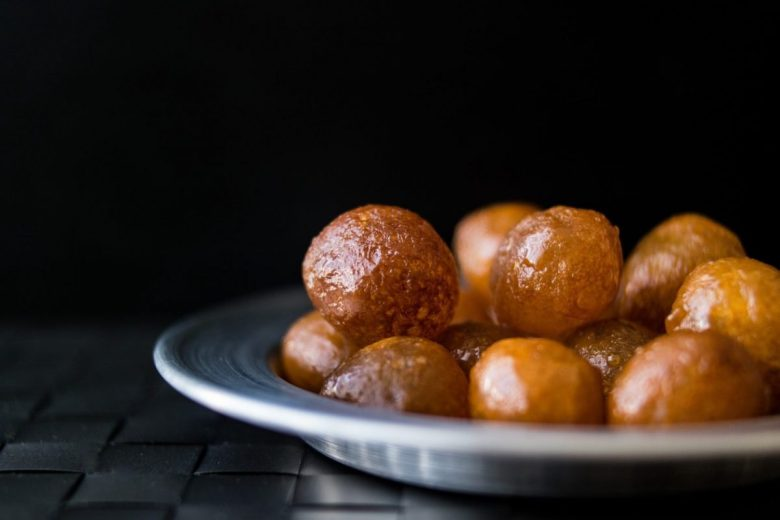 Lokma - vegan Middle Eastern desserts