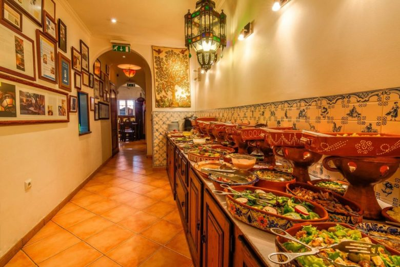 Terra - vegetarian Lisbon restaurant