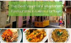 The Best Vegan and Vegetarian Restaurants in Lisbon Portugal