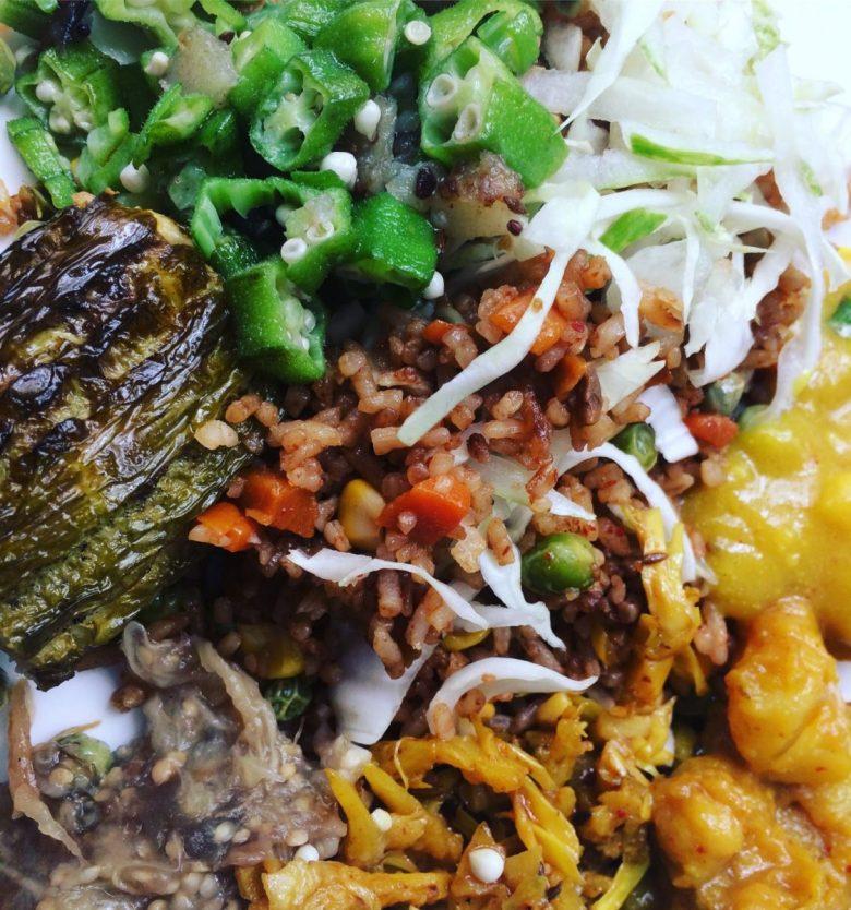Govinda is one of the best restaurants in Fiji for vegan Indian food