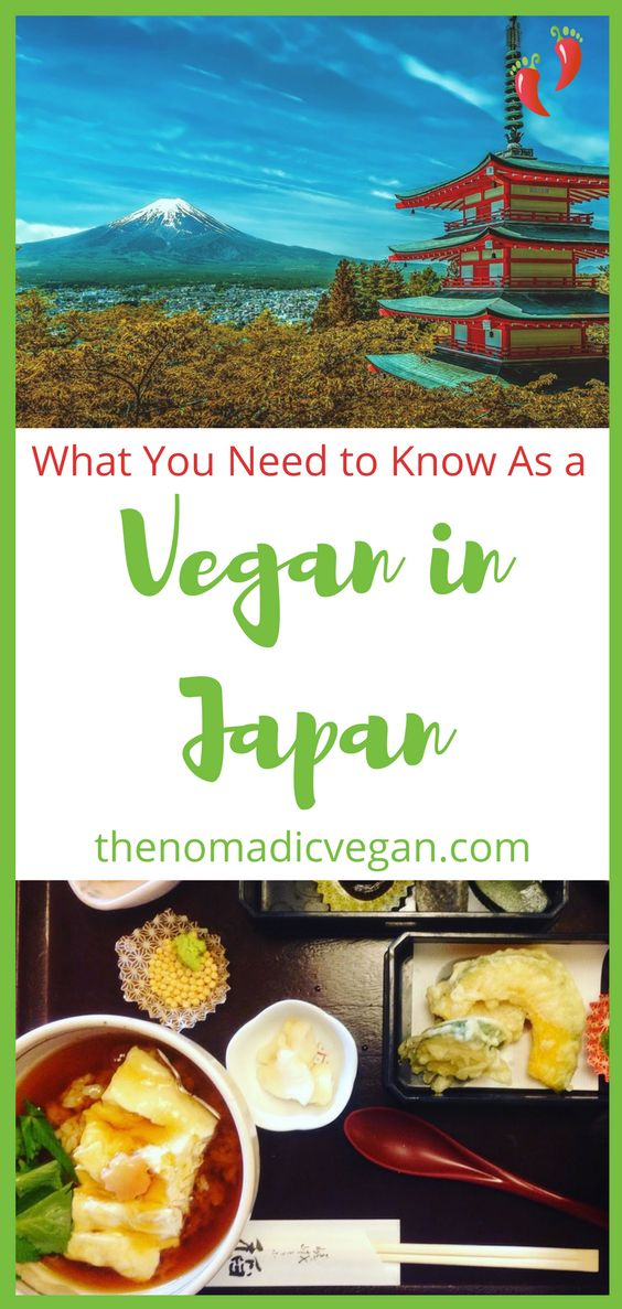 What You Need to Know as a Vegan in Japan and Mistakes to Avoid