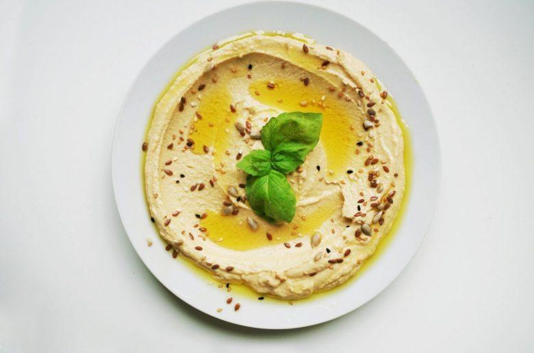 Hummus - vegan travel food ideas
