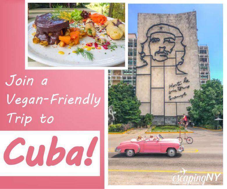 Vegan Tours of Cuba