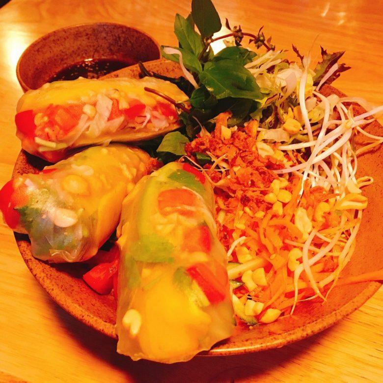 Vietnamese food in Olomouc Czech Republic