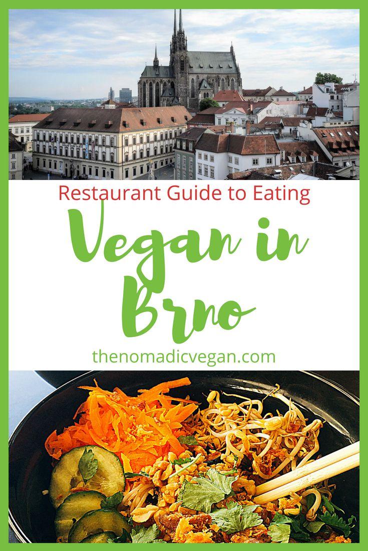 The Best Vegan Restaurants in Brno Czech Republic