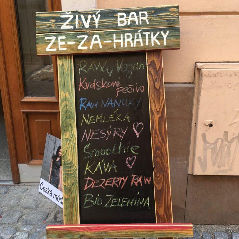 Zivy bar Olomouc