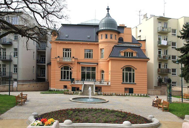 Villa Löw-Beer Brno attractions