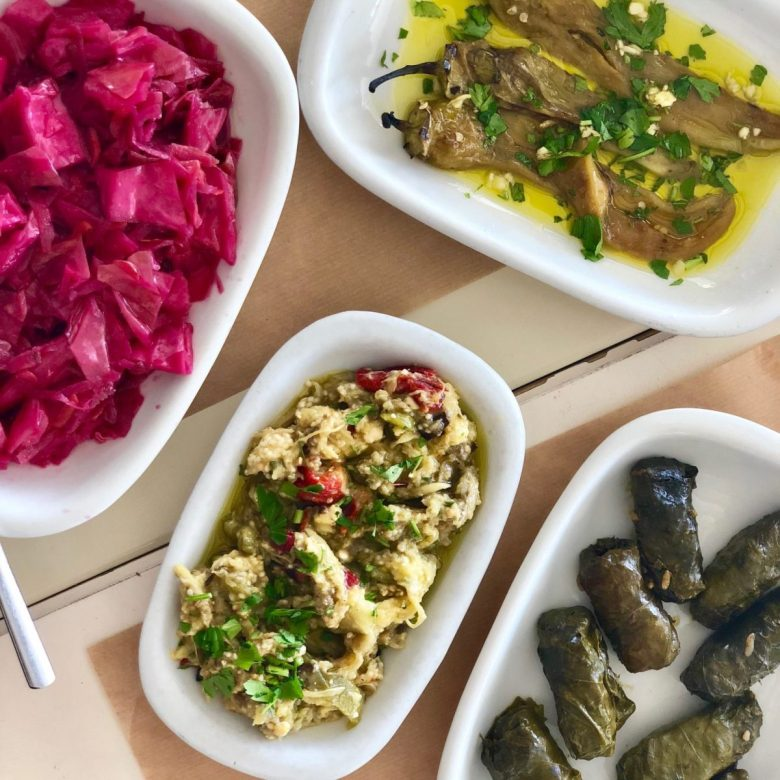 Travel as a vegan in Greece