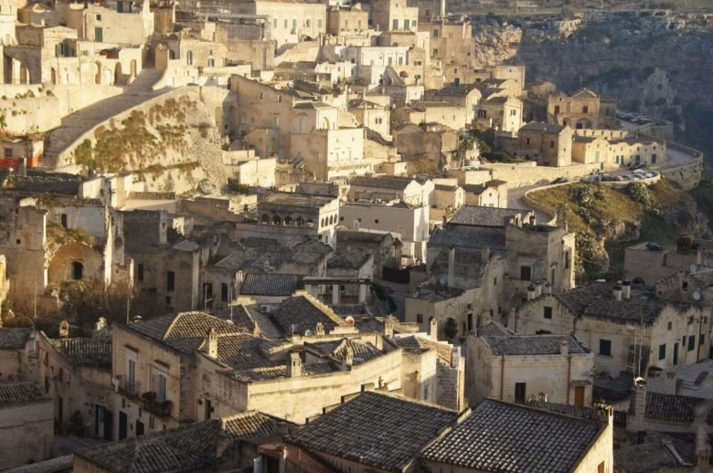Matera Italy - vegan tour of Italy
