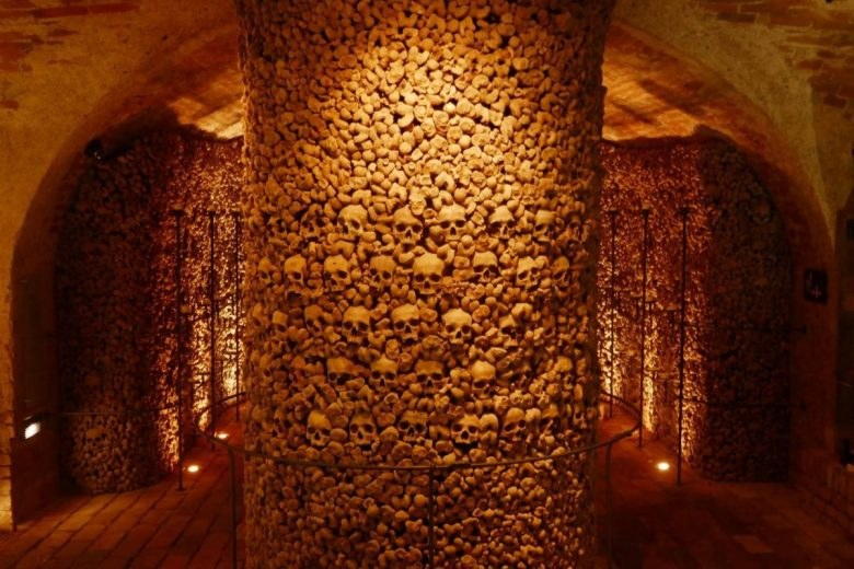 Ossuary St. James Church - things to do Brno