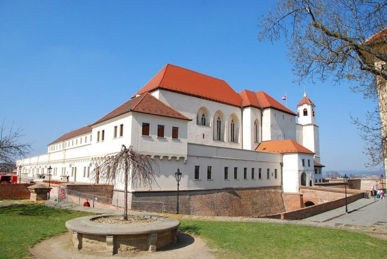 Spilberk Castle - things to do Brno