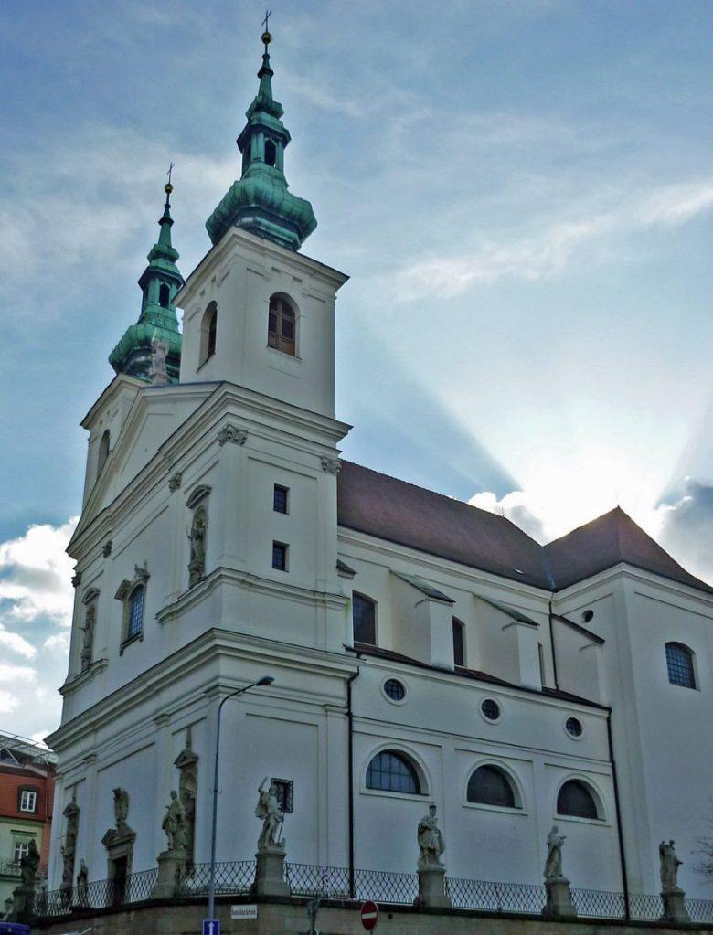 St. Michael's Church - Brno Czech Republic points of interest