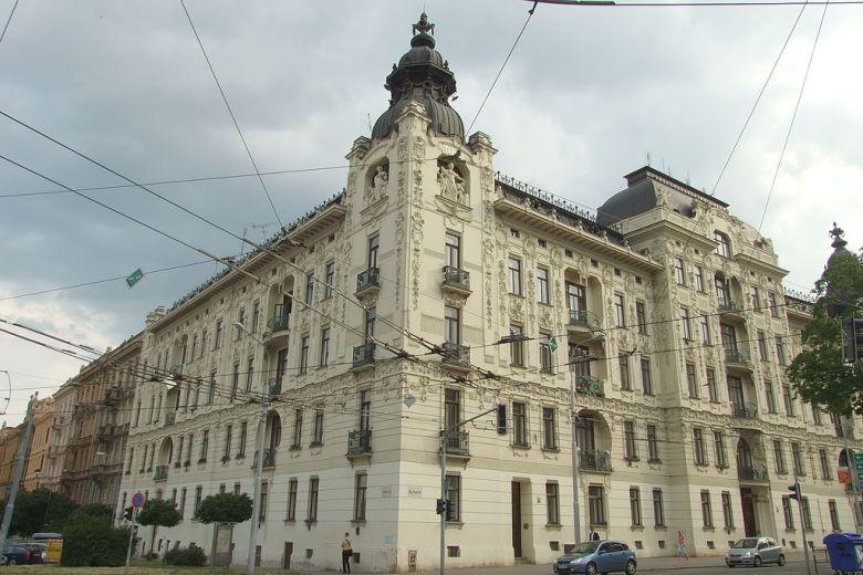 Tivoli Square - places to visit in Brno
