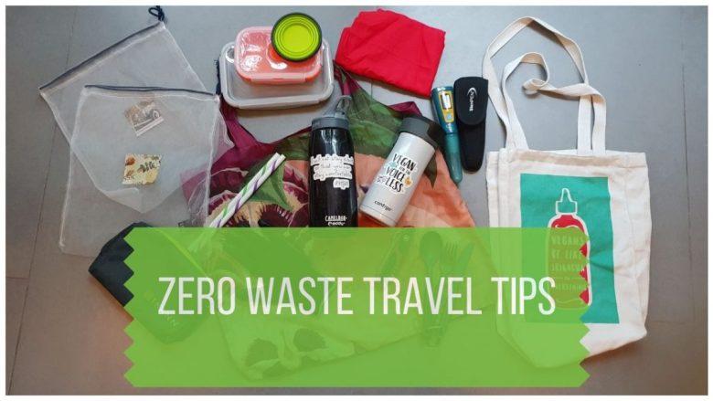 Zero Waste Travel Tips