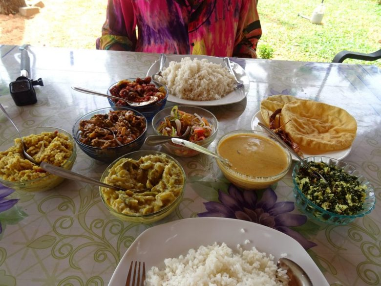 vegan Sri Lanka food
