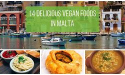 14 Delicious Vegan Foods in Malta