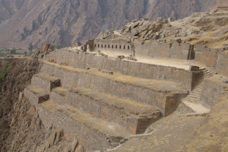 The Awe-Inspiring Incan Ruins of Ollantaytambo