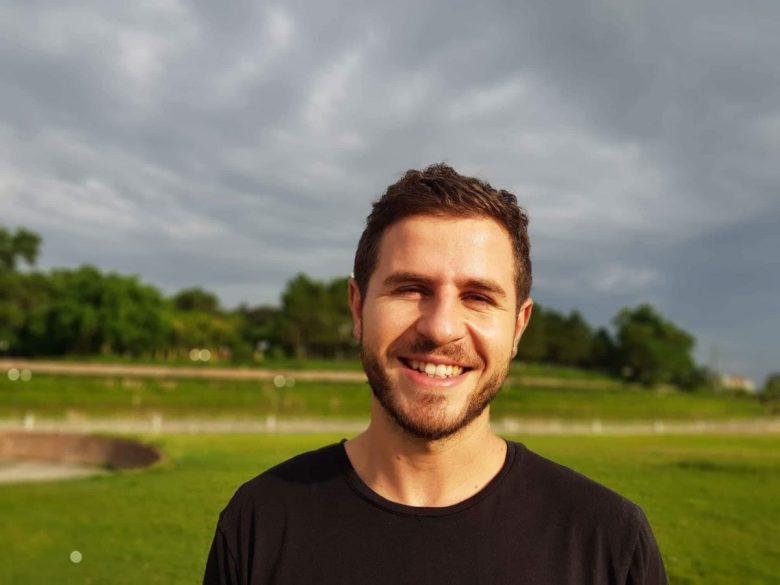 Andrew Miles - author of vegan Vietnam article