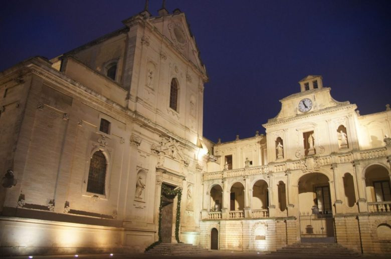 Lecce's Piazza del Duomo is one of the best places in Puglia