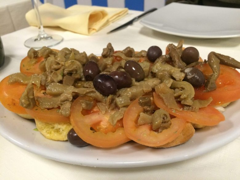 Friselle are among the best of Puglia local specialties