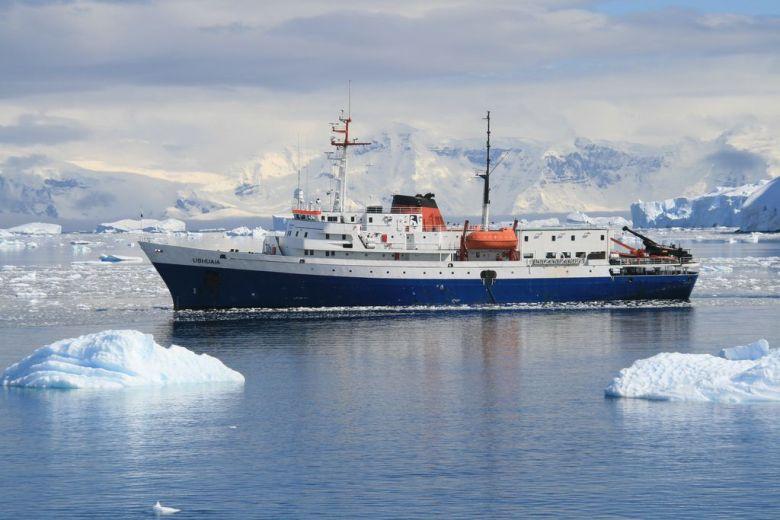Our Antarctica holidays on board the MV Ushuaia