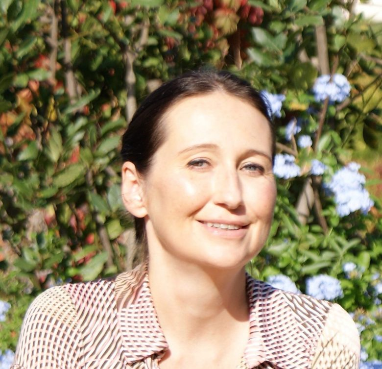 Joanna Draus - author of vegan Polish food article