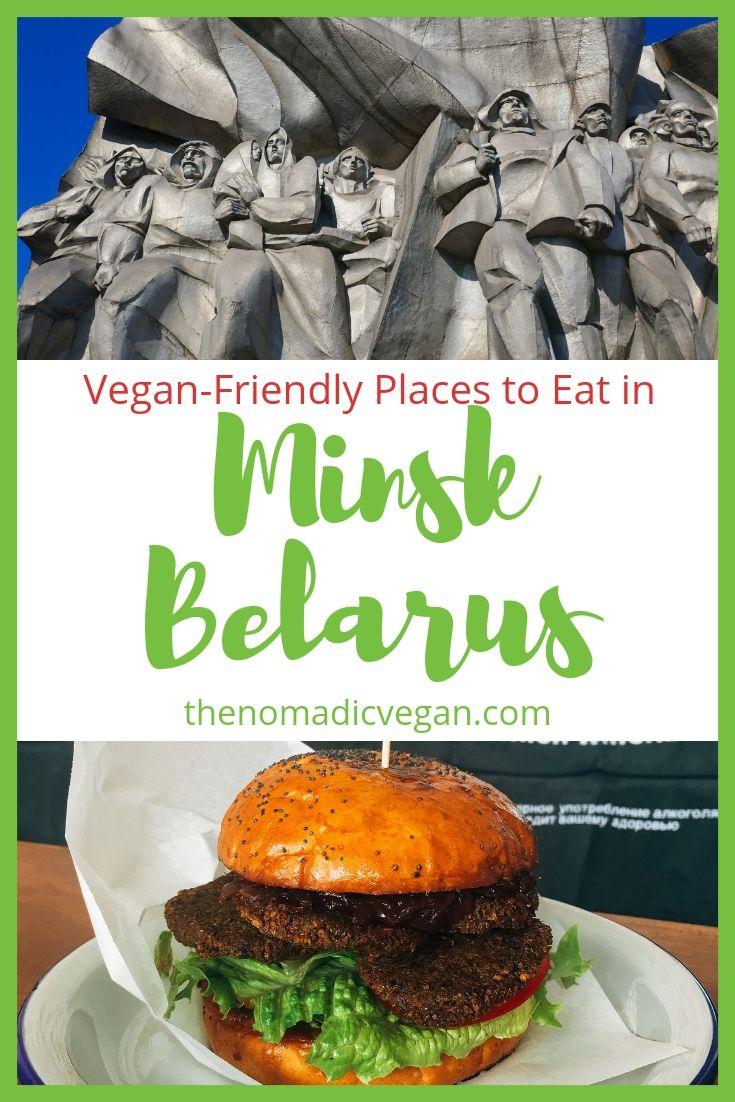 Vegan-Friendly Places to Eat in Minsk Belarus