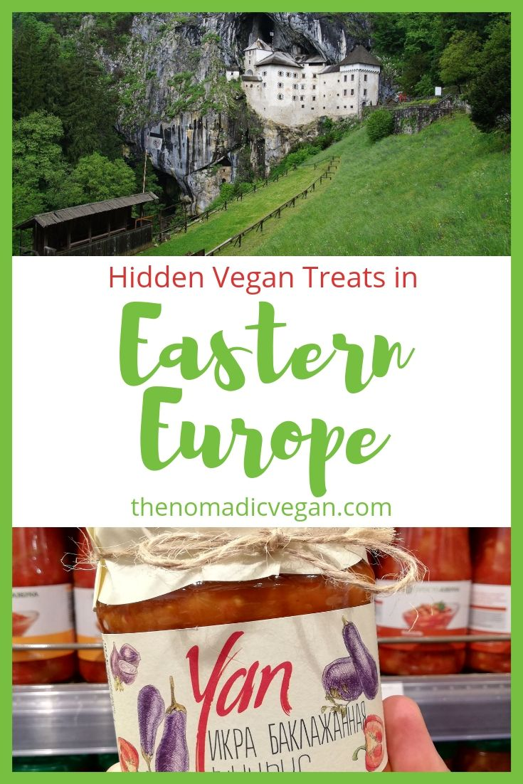 Eastern European Food That's Vegan Friendly