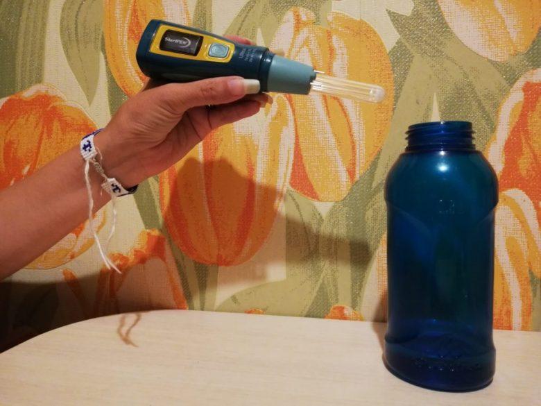 Steripen Ultra travel water purifier