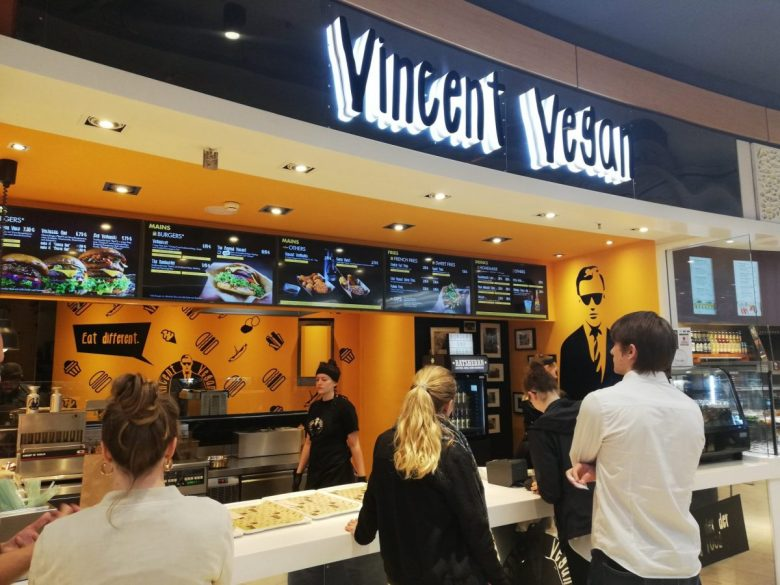 Vincent Vegan in Hamburg