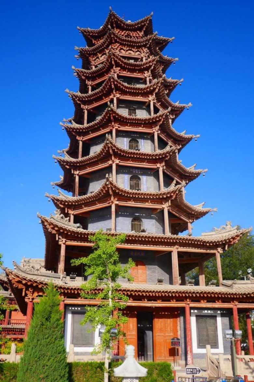 Zhangye Wooden Pagoda