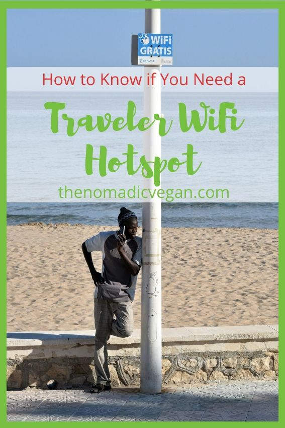 How to Know if You Need a Traveler WiFi Hotspot