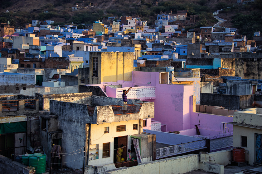 Bundi, India, Peter DeMarco, architecture, city sunrise, photography, pray, tips, travel