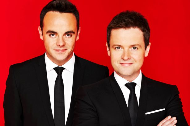 Ant and Dec Clean Up at 2017 National Television Awards - TheNominant.com