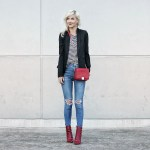 FRIDAY FAVES: RED BOOTIES