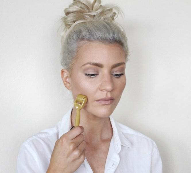 Derma Roller, anti-wrinkle, anti-aging, beauty blogger, beauty, skin care, beauty, beauty secrets