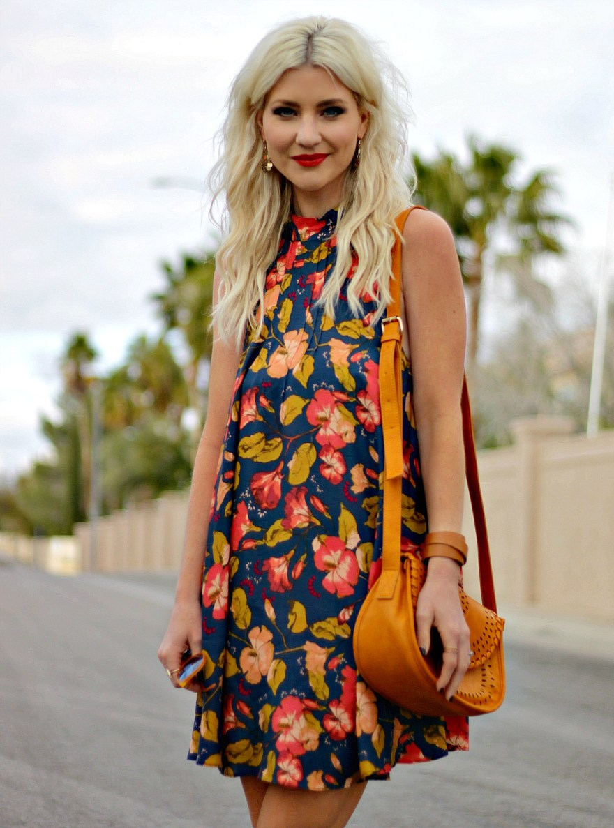 floral dress, free people spring, summer, nyfw, outfit, how to wear, fashion blogger, espadrilles, steve madden, how to wear