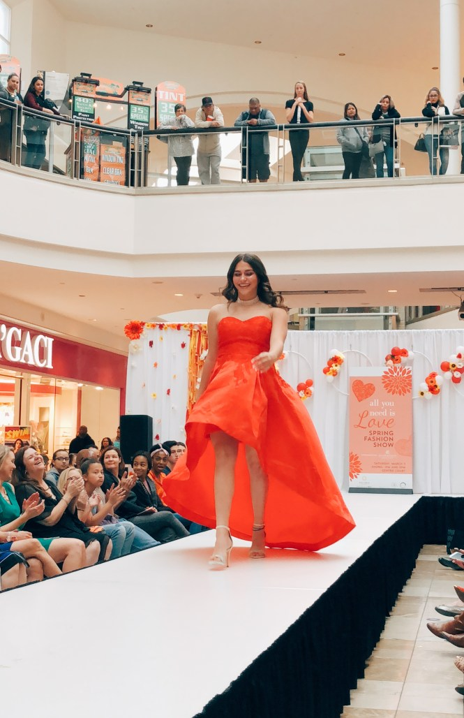 All You Need Is Love Spring Fashion Show The Nomis Niche