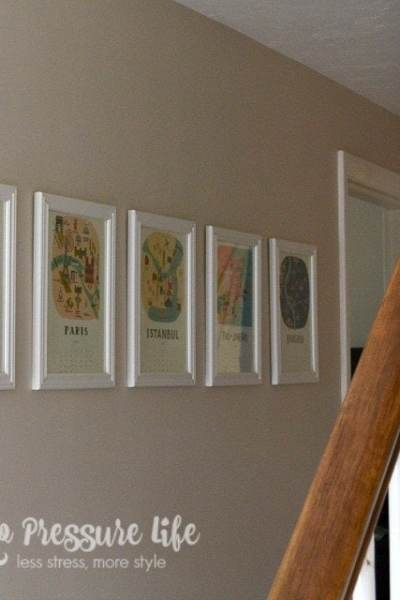 Where to Find Cheap Art for Your Gallery Wall