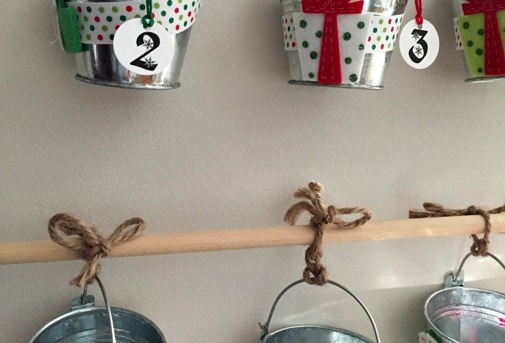 How to Make a DIY Advent Calendar Your Kids Will Love