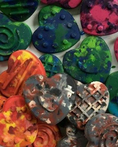 Learn how to make DIY crayons!
