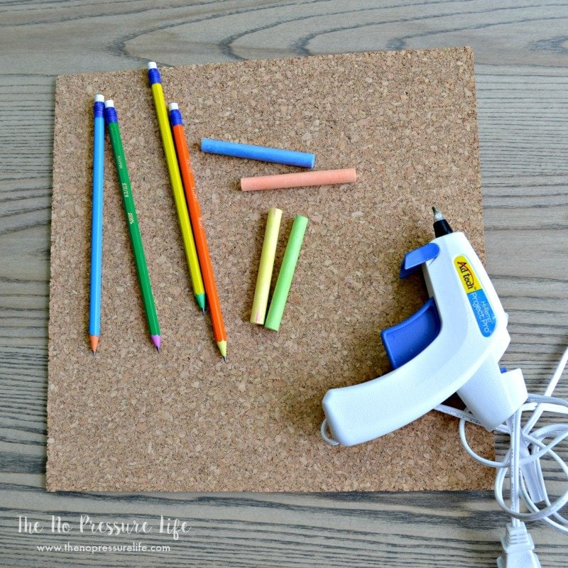 How to Make a Back to School Photo Prop