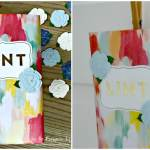 Laundry Room Lint Bin Tutorial: Free, Cute, and Functional!