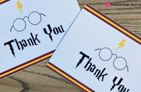 5 Easy Harry Potter Party Favors Your Kids Will Love