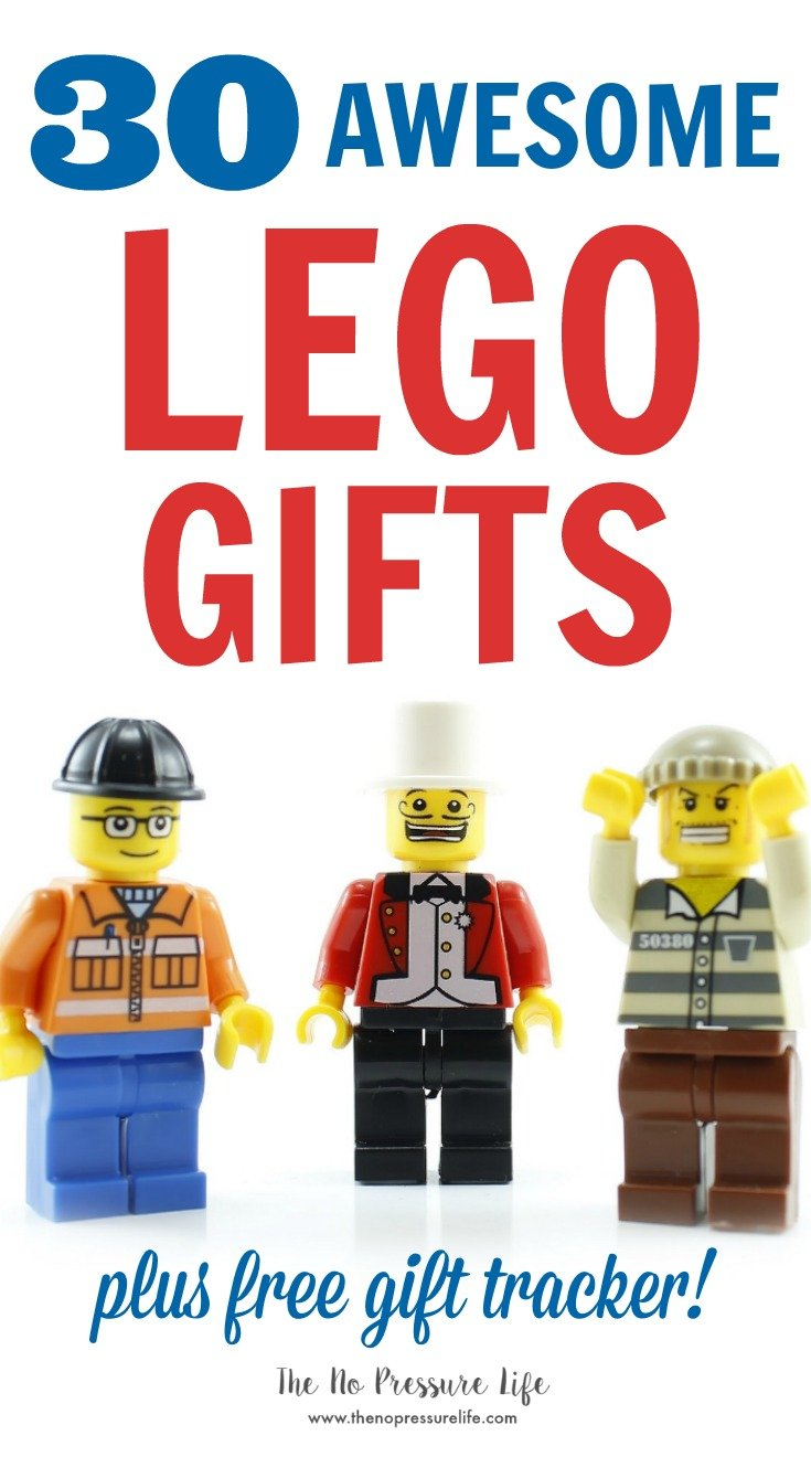 LEGO gifts for kids and adults