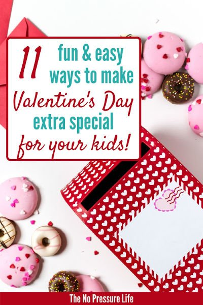 Fun Valentine's Day Ideas for Kids