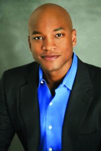 A conversation with Wes Moore