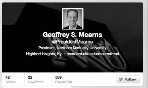 Twitter can be a good move for Mearns